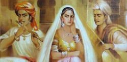 The Rise and Fall of India's Courtesans