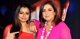 Farah Khan and Vaibhavi Merchant