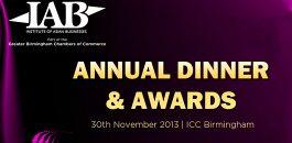 IAB Annual Dinner