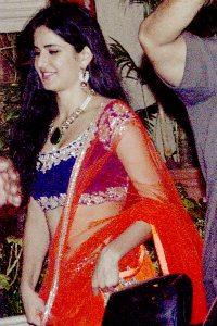 Katrina at Diwali Party