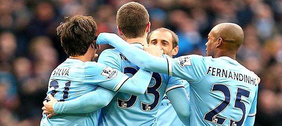 Manchester City V Norwich