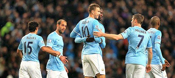 Premier League Football Manchester City V Tottenham