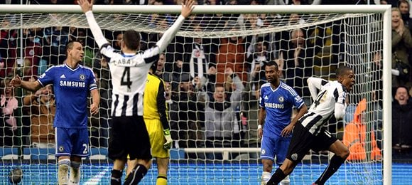 Premier League Newcastle V Chelsea