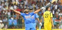 India wins Thrilling ODI Series against Australia