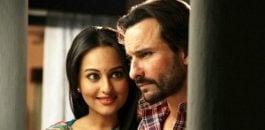 Saif and Sonakshi