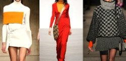 Autumn/Winter 2013 Trends for Women