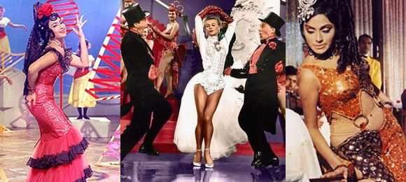 Hollywood and Bollywood dance