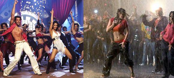 Modern Bollywood Hollywood Dances