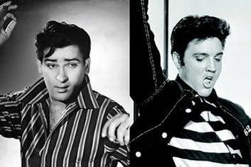Shammi and Elvis