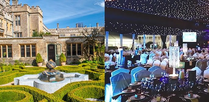 Lavish Wedding Venues