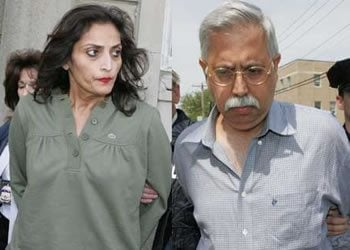 Varsha Sabhnani and Murlidhar Sabhnani  arrested for enslaving