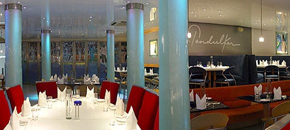Celebrity Restaurants Tendulkar's World
