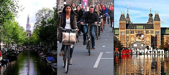 Explore Europe Amsterdam
