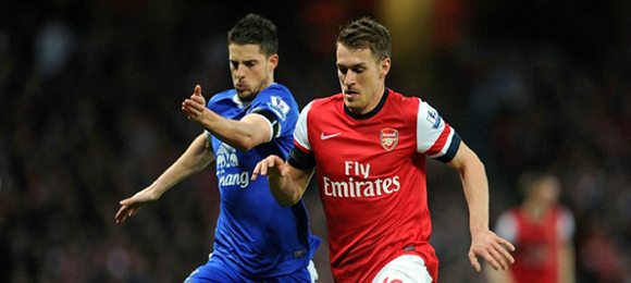 Premier League Arsenal V Everton