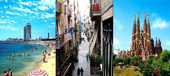 Explore Europe Barcelona