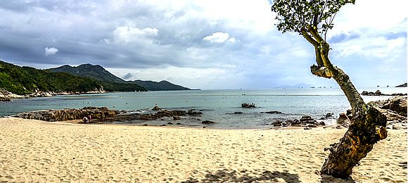 Beaches Hong Kong