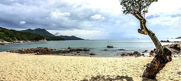 Beaches Hong Kong