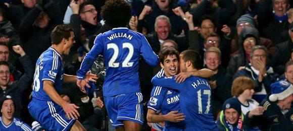 Chelsea 2 Liverpool 1