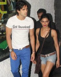 Deepika and Siddarth