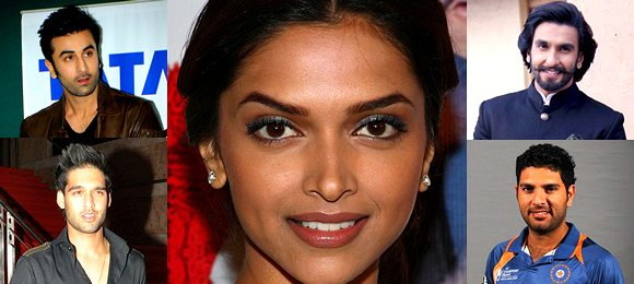 The Romances of Deepika Padukone