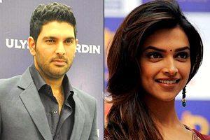 Deepika and Yuvraj