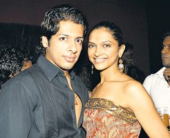 Deepika and Nihar