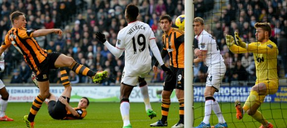 Hull City 2 Manchester United 3