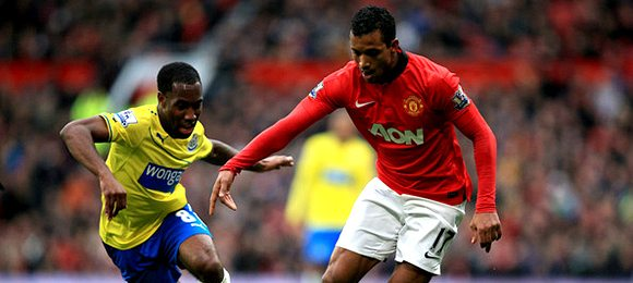 Premier League Manchester United V Newcastle