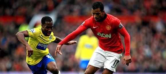 Premier League Manchester United V Newcastle
