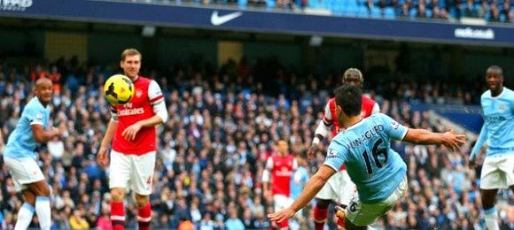 Premier League Manchester City V Arsenal