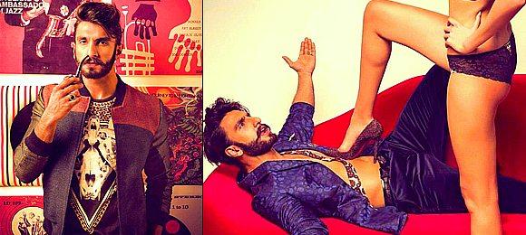 Ranveer Singh a Fashion Icon of Bollywood