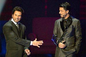 Shahid and Shahrukh