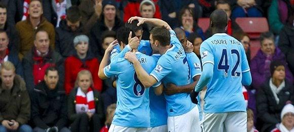 Premier League Southampton V Manchester City