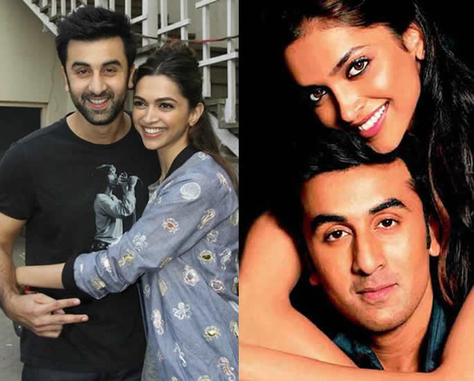 The Romances of Deepika Padukone - Ranbir Kapoor