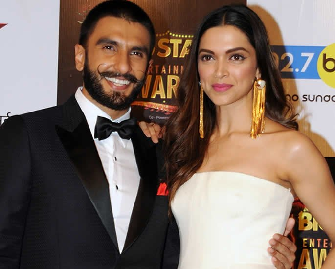 The Romances of Deepika Padukone - Ranveer Singh
