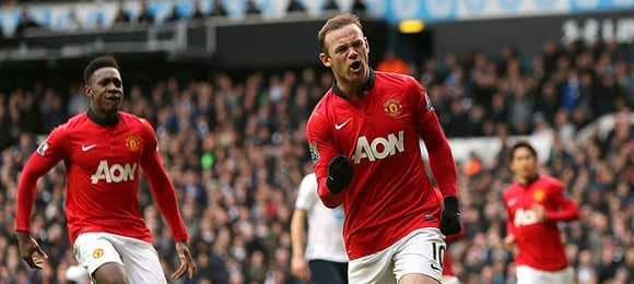 Premier League Tottenham V Manchester United