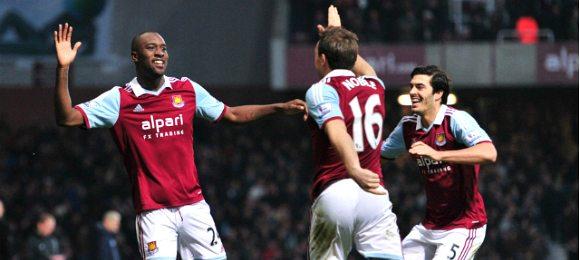 West Ham 1 Arsenal 3