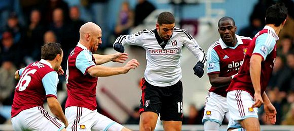 Premier League West Ham V Fulham