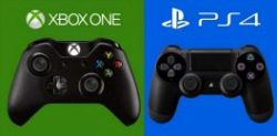 The Console Wars ~ PS4 v Xbox One