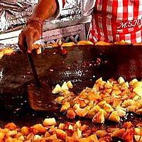 Potato Chaat