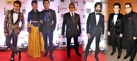 Top 5 Best Dressed Men