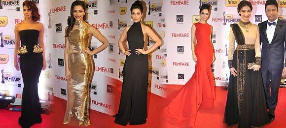 Top 5 Best Dressed Women