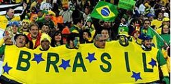 Most Popular Teams of World Cup 2014