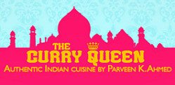 Parveen Ahmed is the Curry Queen