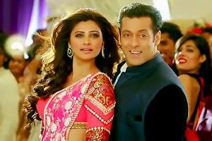 Jai Ho film still dancing