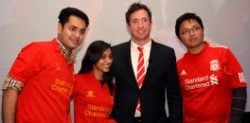 Liverpool FC partners with Indian brand XOLO