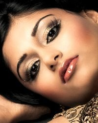 Make-up Glamourous Look