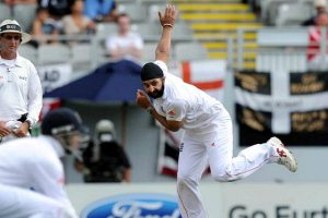 Monty Panesar Ashes