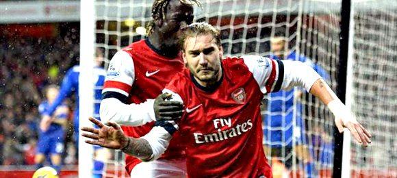 Premier League Arsenal 2 Cardiff City 0