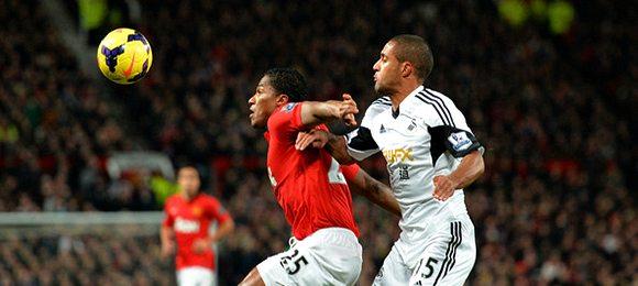 Premier League Football Manchester United V Swansea